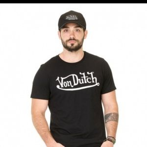 Von Dutch T-Shirt Size Large